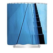 Steps To The Sky Shower Curtain