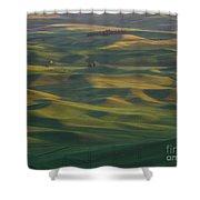 Steptoe Butte 13 Shower Curtain