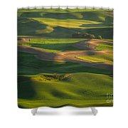 Steptoe Butte Shower Curtain