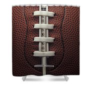 Steroid Use In Football Shower Curtain