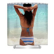 Stetsh Shower Curtain