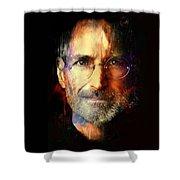 Steve Jobs Portrait Painting Poster