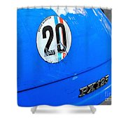 Steve Mcqueen Shower Curtain
