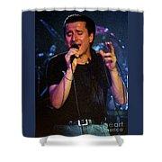Steve Perry-95-0026 Shower Curtain