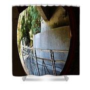 Stevens Creek Trail Shower Curtain