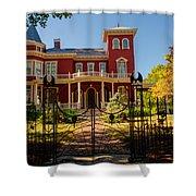 Steven King Home Bangor Maine 1 Shower Curtain