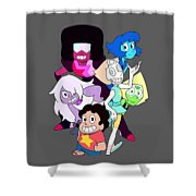 Steven Universo Shower Curtain