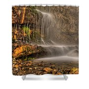 Stewart Falls II Shower Curtain