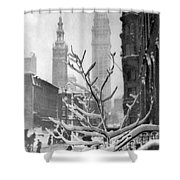 Stieglitz: New York, C1914 Shower Curtain