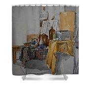 Stil Life Shower Curtain