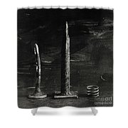 Still Life #1419 Shower Curtain