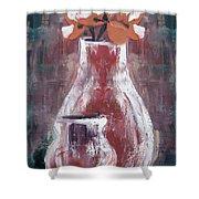 Still Life 4 Shower Curtain