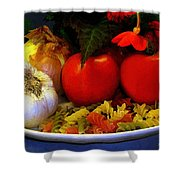 Still Life Italia Shower Curtain