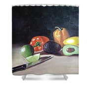 Still-life Shower Curtain