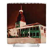 Stock Yards National Bank 537 3 Shower Curtain