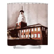 Stock Yards National Bank 537 4 Shower Curtain