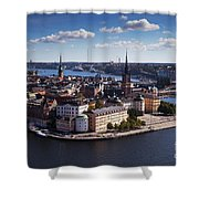 Stockholm Shower Curtain