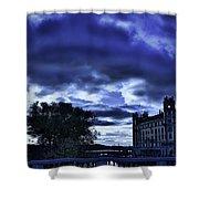 Stockholm Cold Shower Curtain