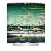 Stockholm X Shower Curtain