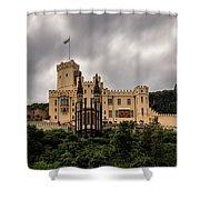 Stolzenfels Castle Shower Curtain
