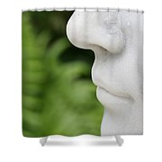 Stone 4 Shower Curtain