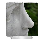 Stone 5 Shower Curtain