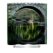 Stone Arch Bridge - Ny Shower Curtain
