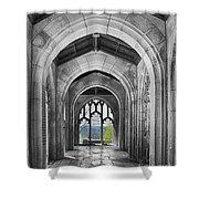 Stone Archways Shower Curtain