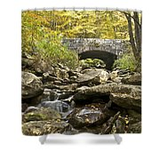 Stone Bridge 6063 Shower Curtain
