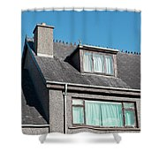 Stone House Shower Curtain
