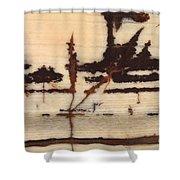 Stone Vision Corral - B Shower Curtain