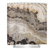 Stone Vision Corral - C Shower Curtain