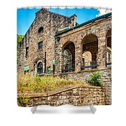 Stonehaven  Shower Curtain