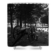 Stone's River Shower Curtain