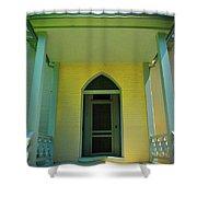 Stonewall Door Shower Curtain