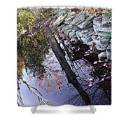 Stonewall Reflections Shower Curtain