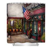 Store - Flemington Nj - Historic Flemington  Shower Curtain