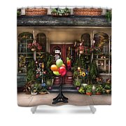 Store - Strasburg Pa - Petals And Beans Shower Curtain