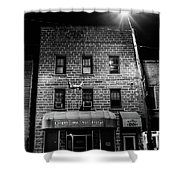 Store At Night Shower Curtain