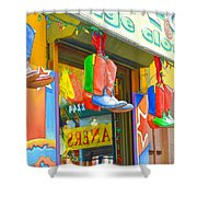 Store In New York City 1 Shower Curtain