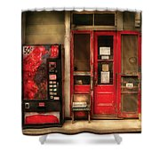 Store - Waterford Va - General Store Shower Curtain