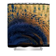 Storm Brewing Shower Curtain