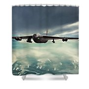 Storm Cell Shower Curtain