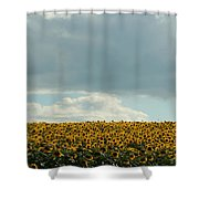 Storm Cloud Above Our Heads Shower Curtain