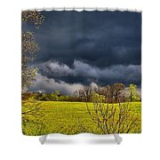 Storm Clouds 2 Shower Curtain