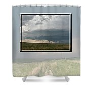 Storm Collection Shower Curtain