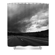 Storm Front Shower Curtain