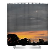 Storm Moving Out Shower Curtain