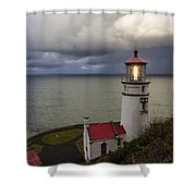 Storm Offshore Shower Curtain
