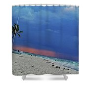 Storm Passing Shower Curtain